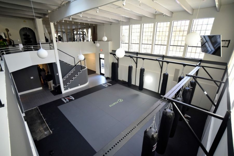 Martial Arts Studio Archiphy Architecture And Interiors