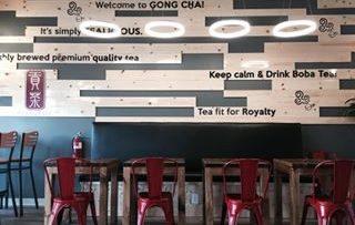 boba tea design