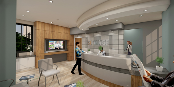 medical office building design