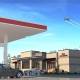 gas station design